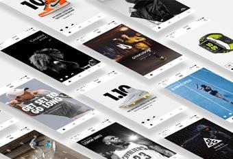 Nike+ App