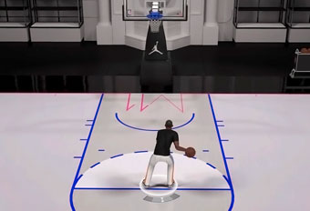 NBA2K | Terminal23 Court