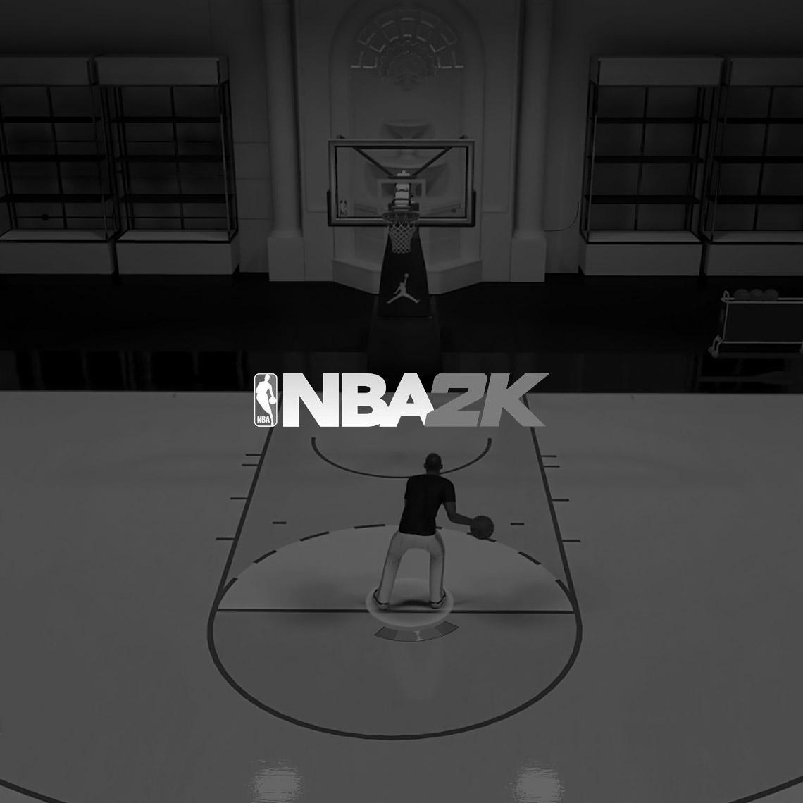 NBA2K   Terminal23 Court